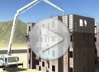 Moldajes Video Construccion de Edificio de 14 Niveles